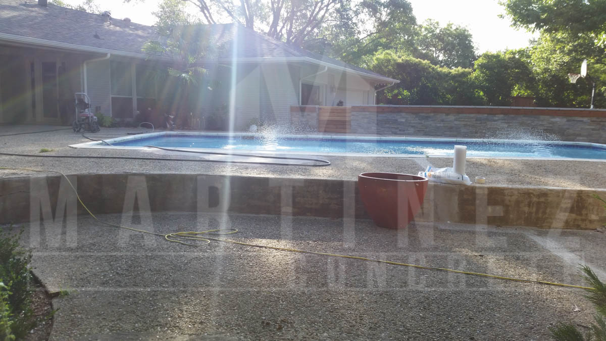 Pool Decks Martinez Concrete